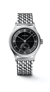 The Longines Heritage Classic L2.828.4.53.6 Frontal