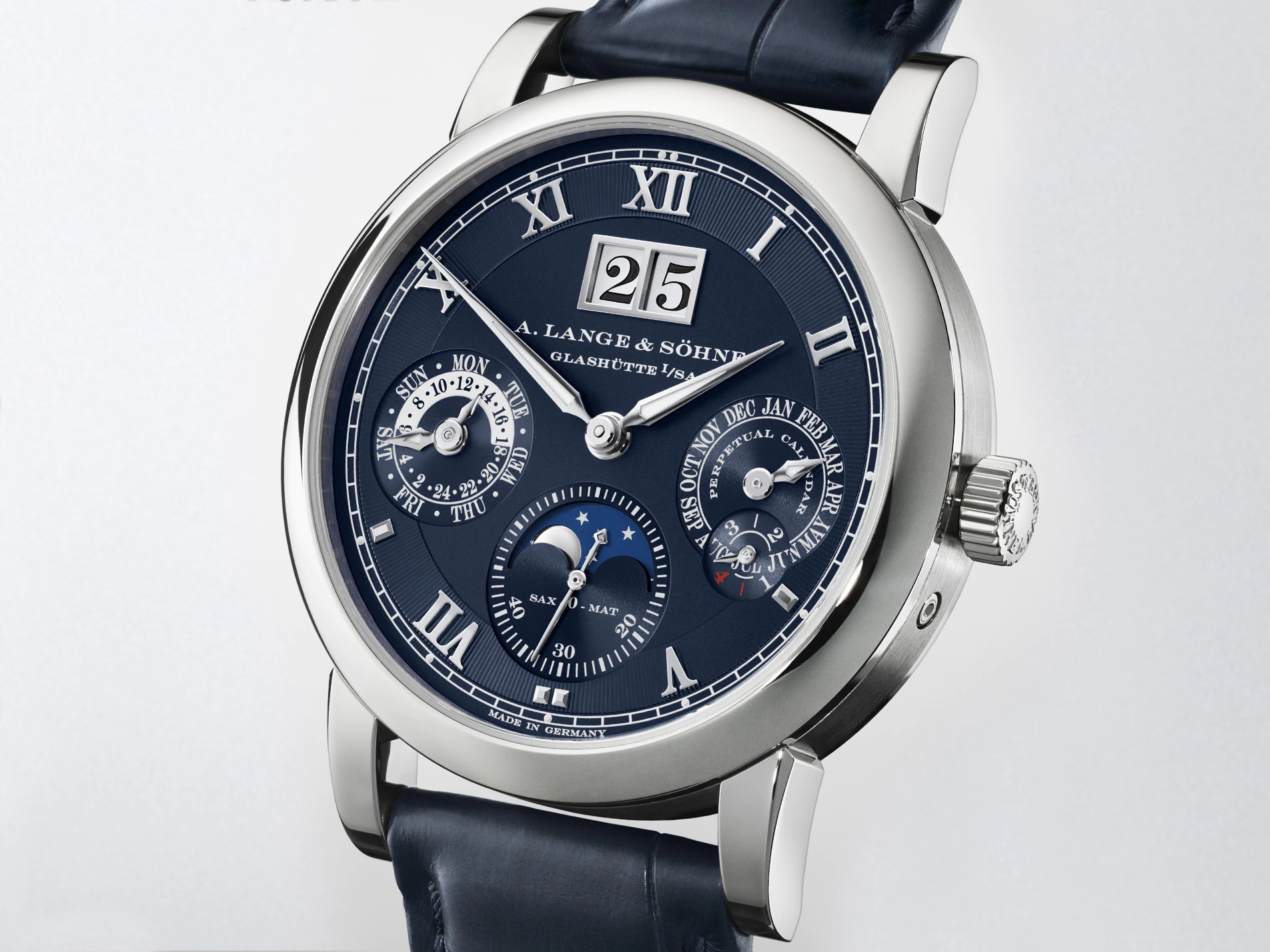 A Lange & Söhne Langematik Perpetual Limited Anniversary Editions 310.028