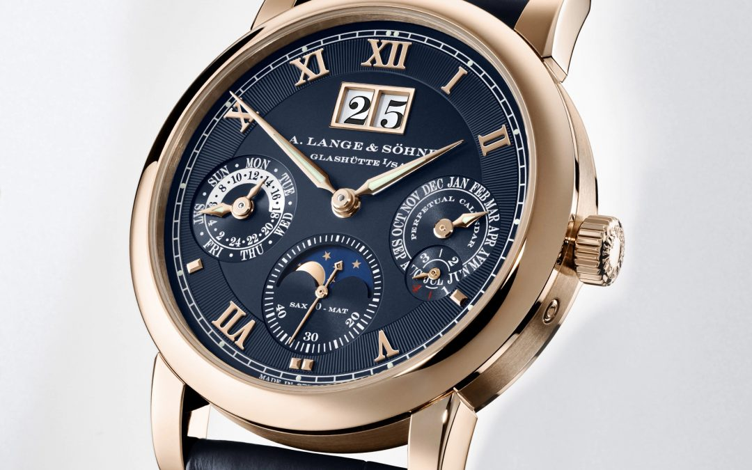 A Lange & Söhne Langematik Perpetual Limited Anniversary Editions
