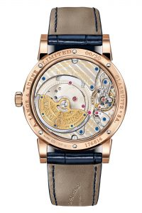 A Lange & Söhne Langematik Perpetual Limited Anniversary Editions 310.037 Trasera