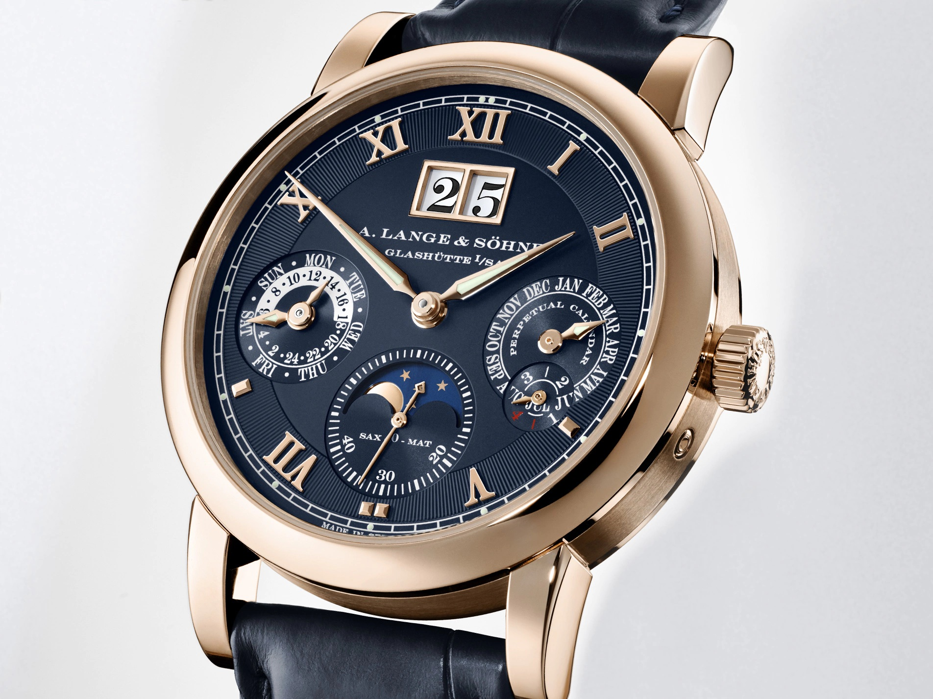 A Lange & Söhne Langematik Perpetual Limited Anniversary Editions 310.037