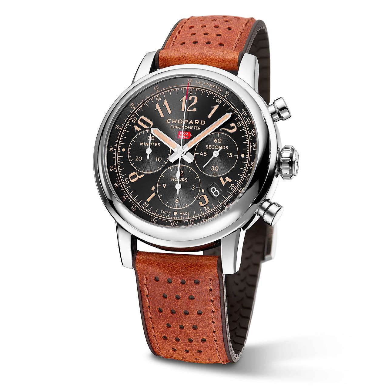 Chopard Mille Miglia Classic Chronograph Raticosa 168589-3034 Esfera