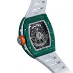 Richard Mille RM 029 Automatic Le Mans Classic Trasera
