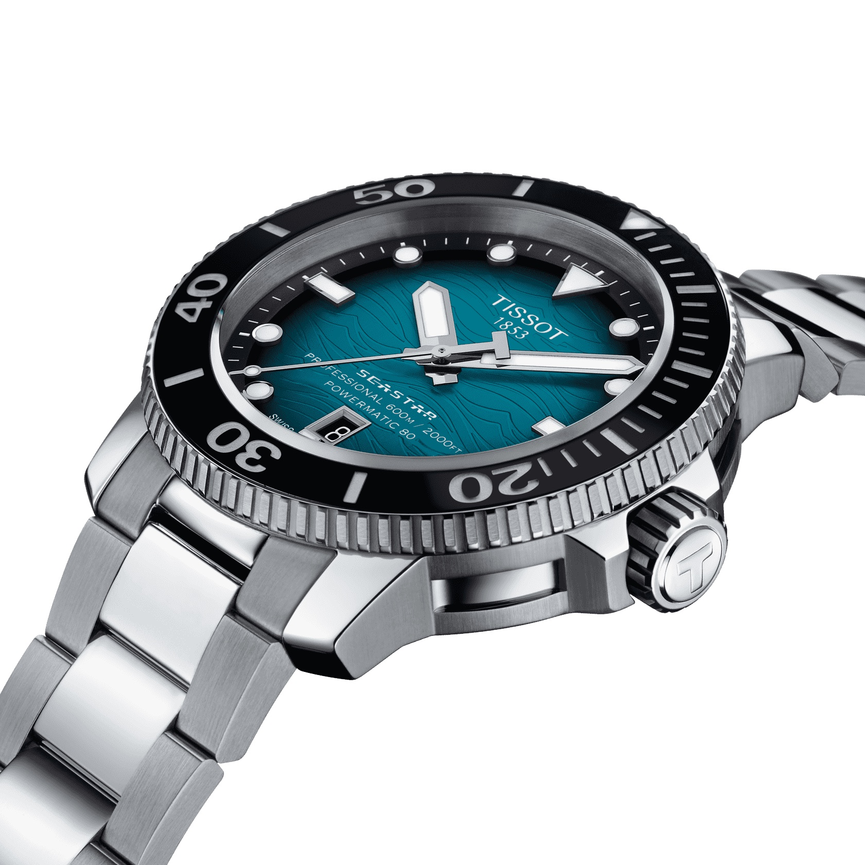 Tissot Seastar 2000 Professional T120.607.11.041.00 Detalle