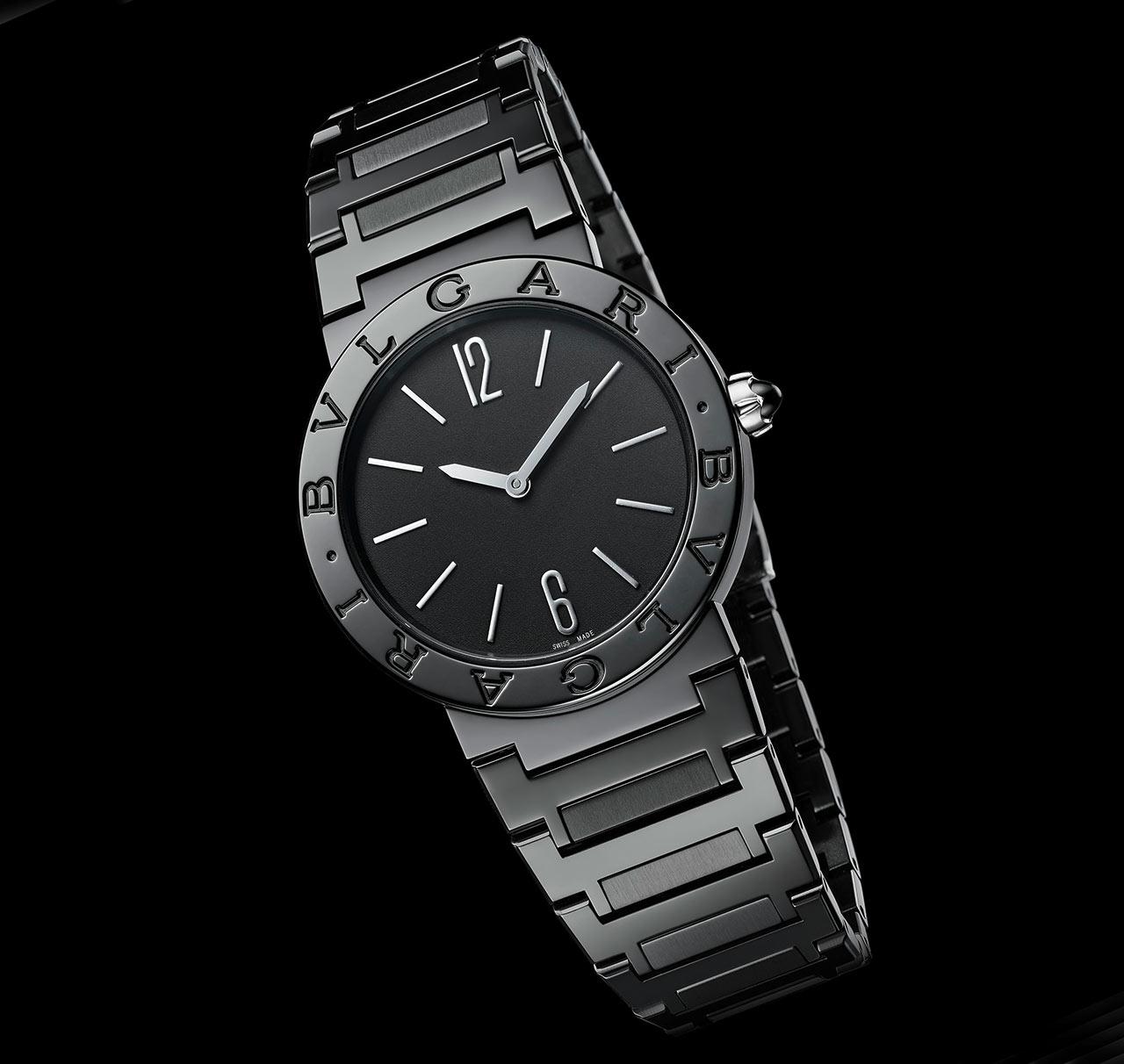 Bulgari Bulgari Black 103557 Frontal