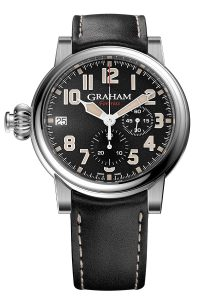 Graham Fortress Monopusher Limited Edition 2FOAS.B01A Frontal