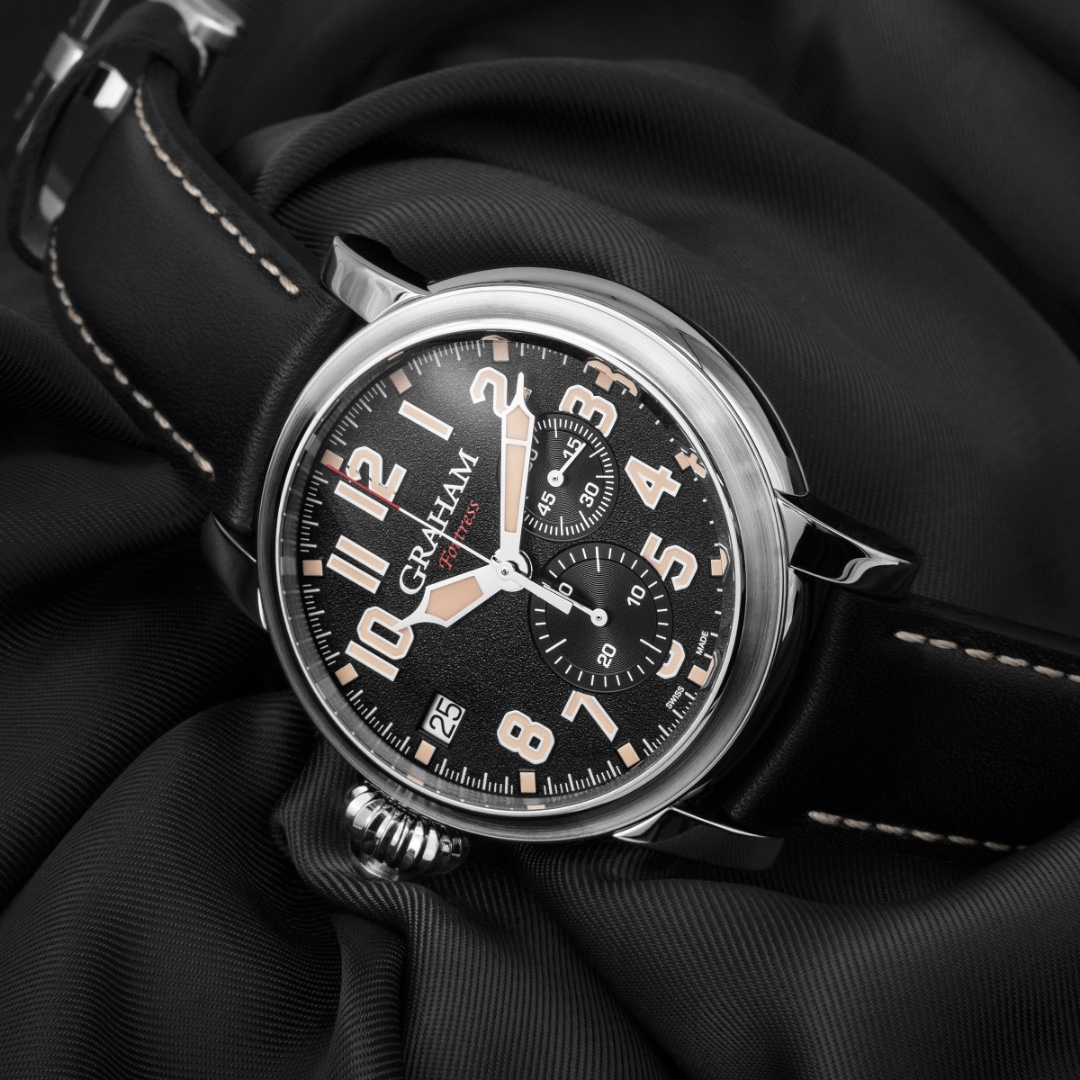Graham Fortress Monopusher Limited Edition 2FOAS.B01A Lifestyle