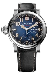 Graham Fortress Monopusher Limited Edition 2FOAS.U01A Frontal