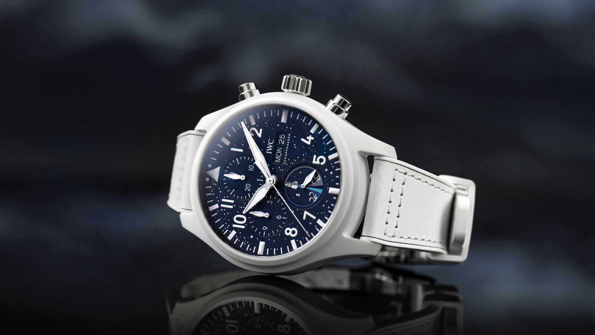 IWC Pilot's Watch Chronograph Inspiration4 Edition IW389110