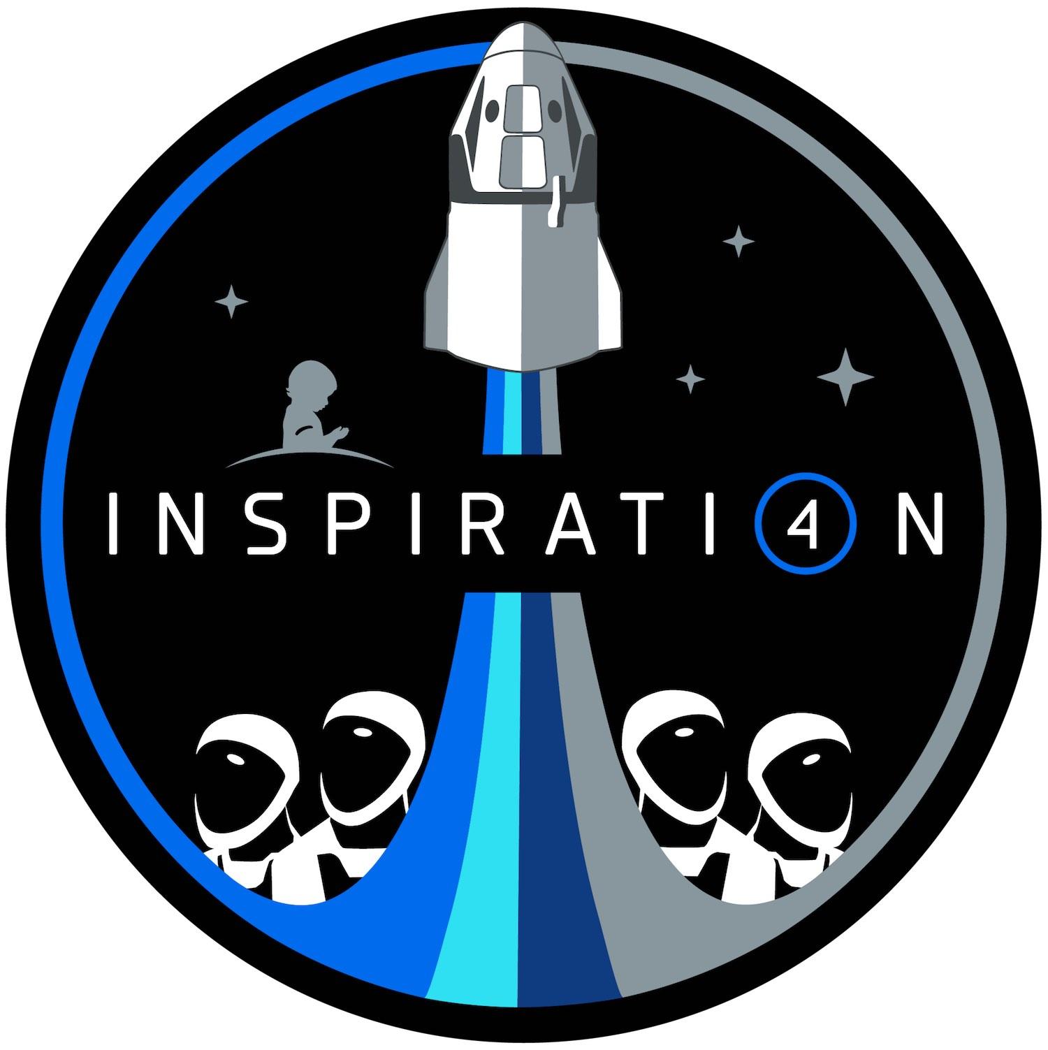 Parche Misión Inspiration4