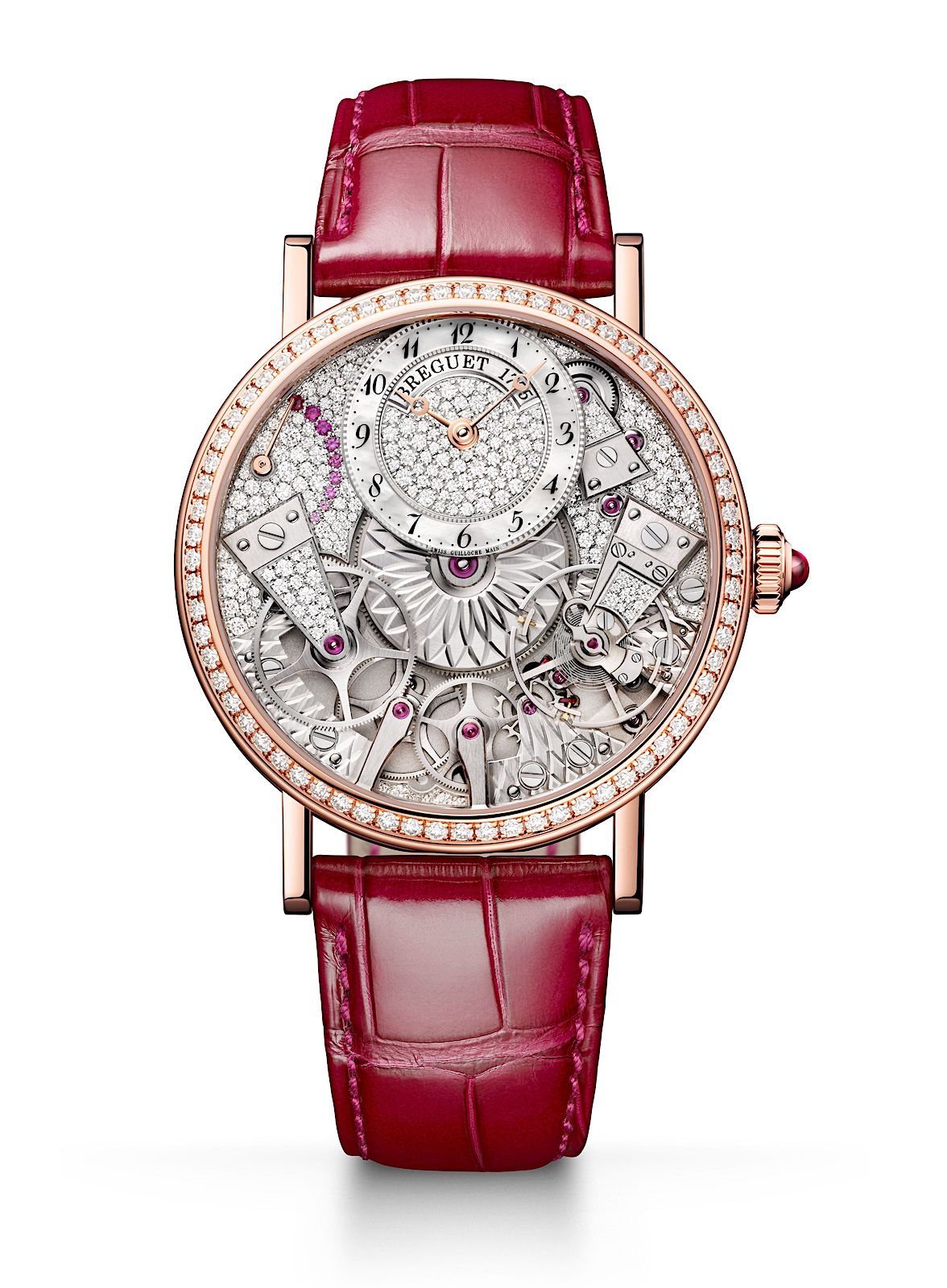 Breguet Tradition 7035 Frontal