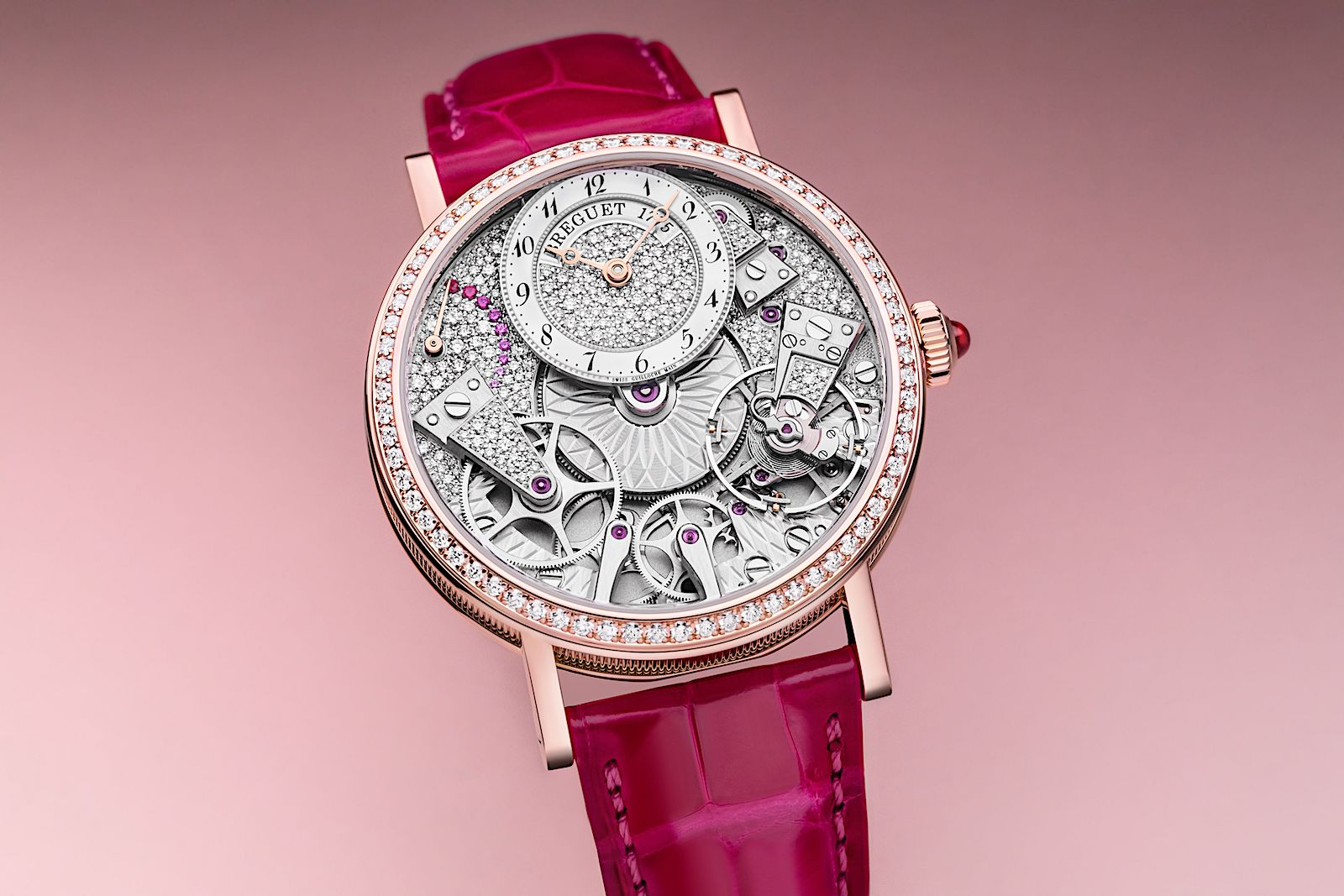 Breguet Tradition 7035 Lifestyle