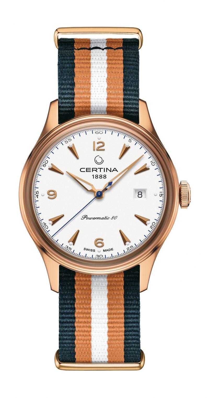 Certina DS-1 Powermatic 80 C038.407.38.037.00 Frontal