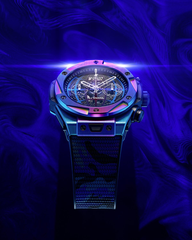 Hublot Big Bang DJ Snake Lifestyle 2