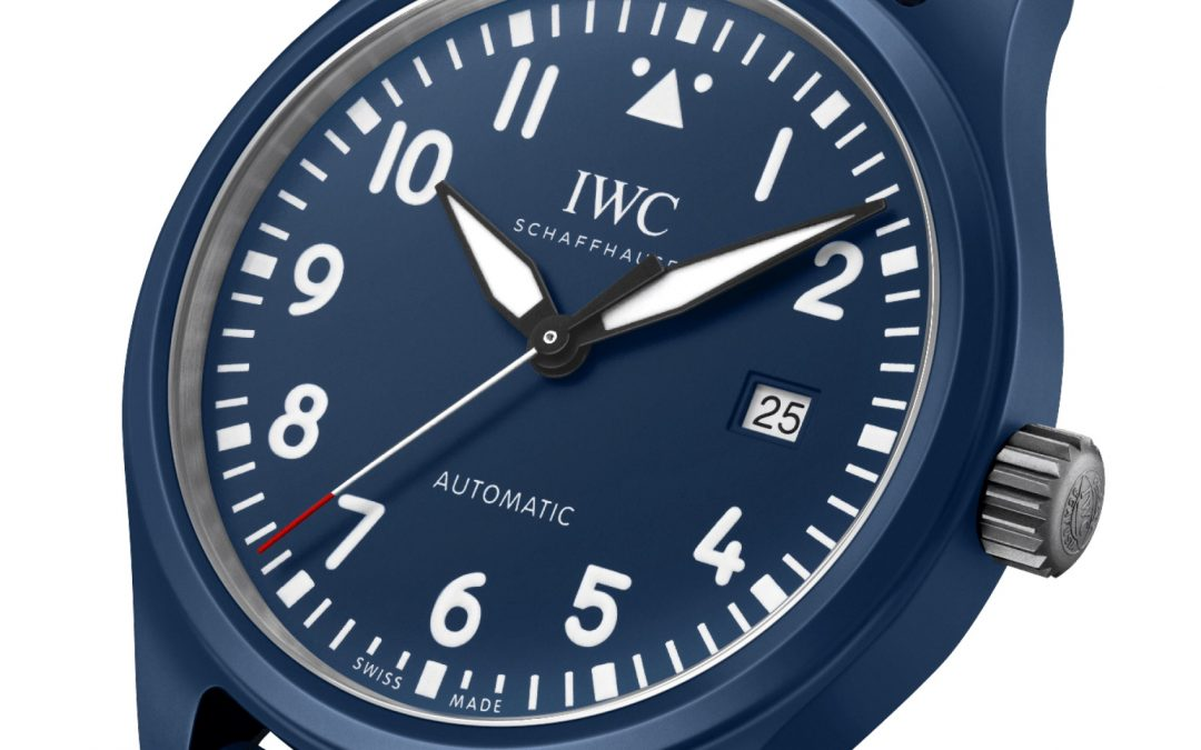 IWC Pilot's Watch Laureus Edition IW328101
