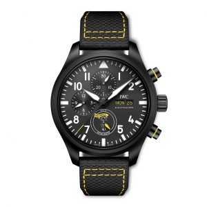 IWC Pilot Watch Chronograph Edition Royal Maces IW389107 Frontal