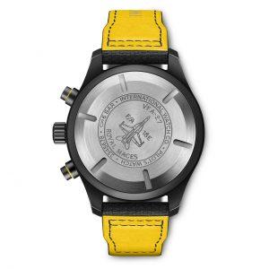 IWC Pilot Watch Chronograph Edition Royal Maces IW389107 Trasera