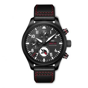 IWC Pilot Watch Chronograph Edition Tophatters IW389108 Frontal