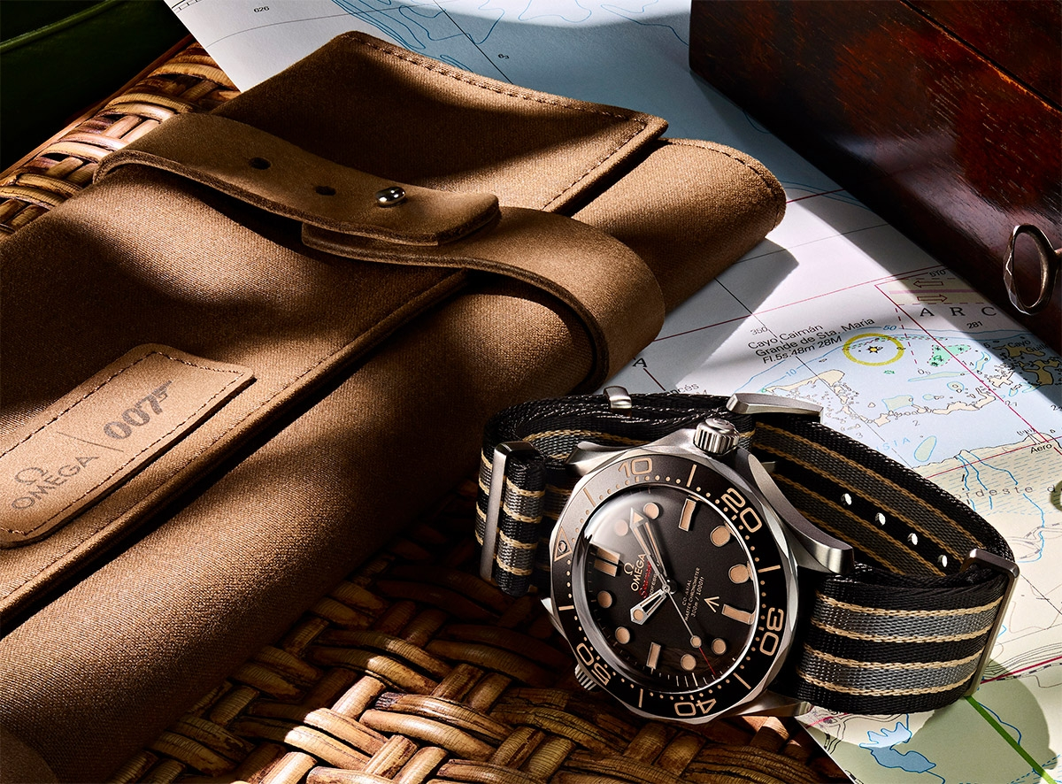 Omega Seamaster Diver 300M Co-Axial Master Chronometer 42 mm 210.90.42.20.01.001 Lifestyle