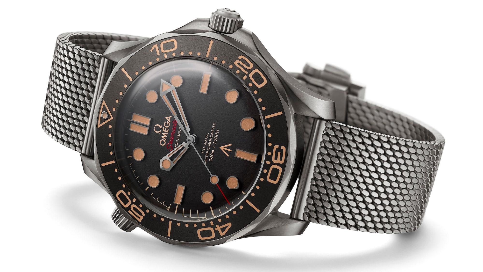 Omega Seamaster Diver 300M Co-Axial Master Chronometer 42 mm 210.90.42.20.01.001