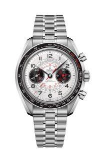 Omega Speedmaster Chronoscope 329.30.43.51.02.002 Frontal