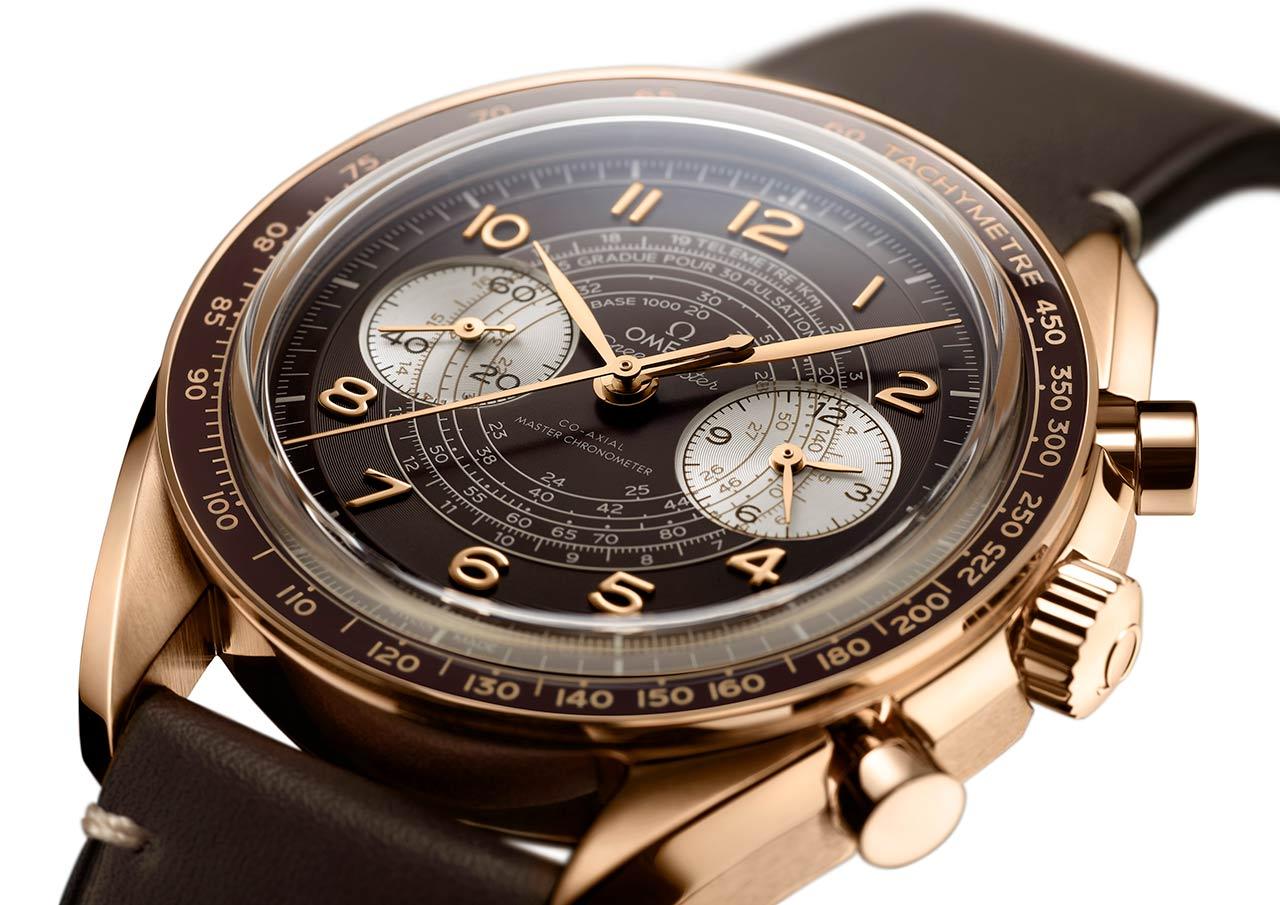 Omega Speedmaster Chronoscope 329.92.43.51.10.001 Detalle