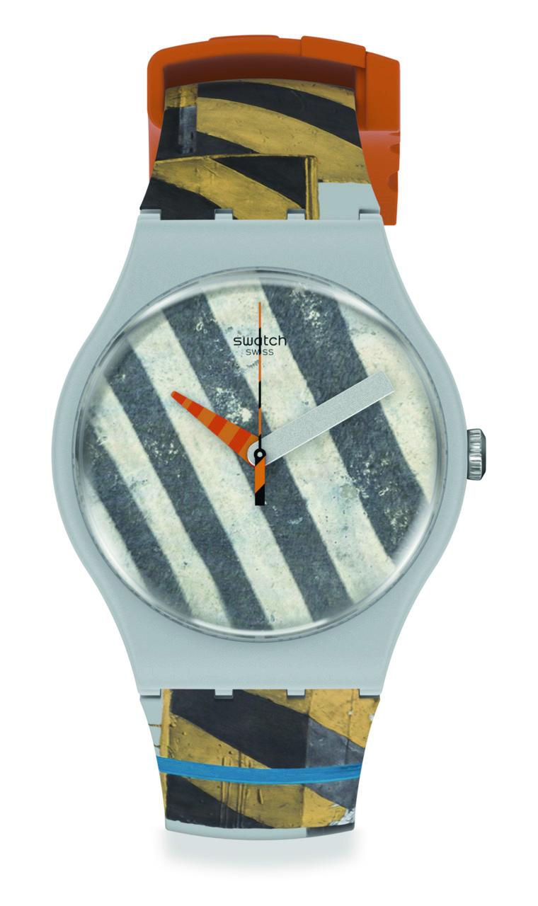Swatch X Jose Santos III so32z100 Esfera