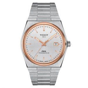 Tissot PRX Powermatic 80 T137.407.21.031.00 Frontal