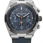 Vacheron Constantin Overseas Chronograph Everest 5510V000T-B923 Frontal