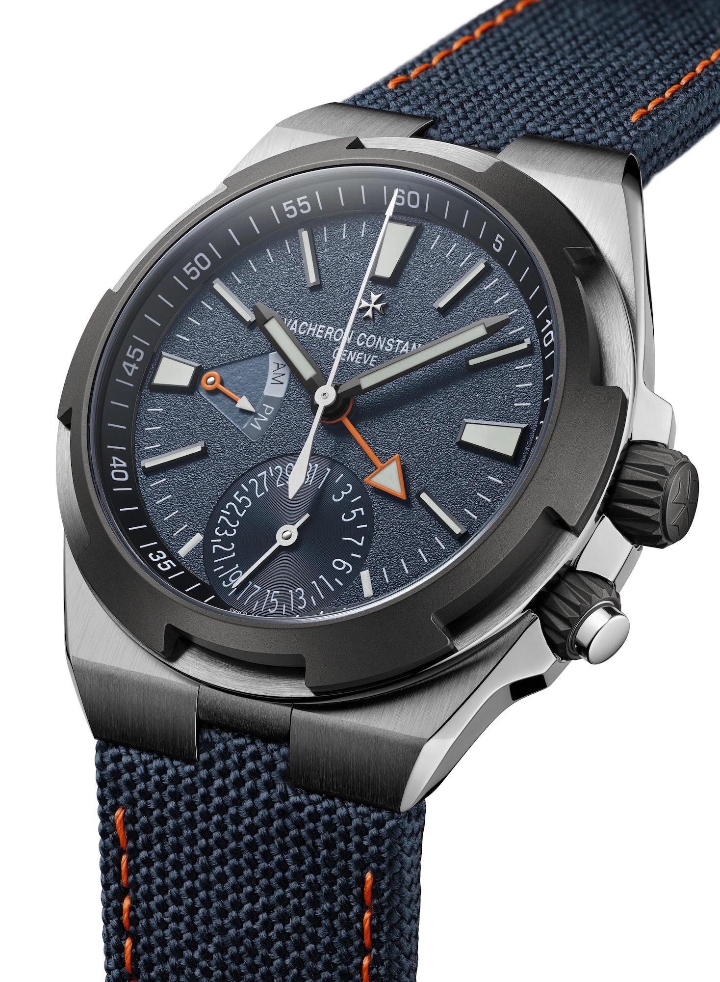 Vacheron Constantin Overseas Dual Time Everest 7910V:000T-B922