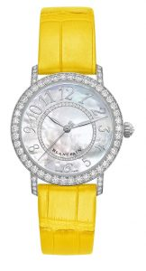 Blancpain Ladybird Colors 3660 1954 Y55A Frontal