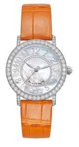 Blancpain Ladybird Colors 3660 1954 Z55A Frontal