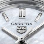 TAG Heuer Carrera 29 mm WBN2410.BA0621 Detalle esfera